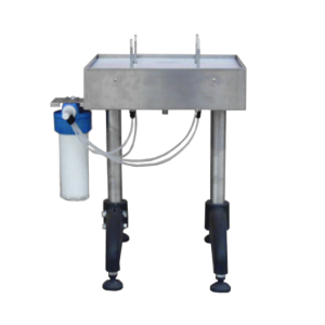 Manual Bottling System - Manual Rinser