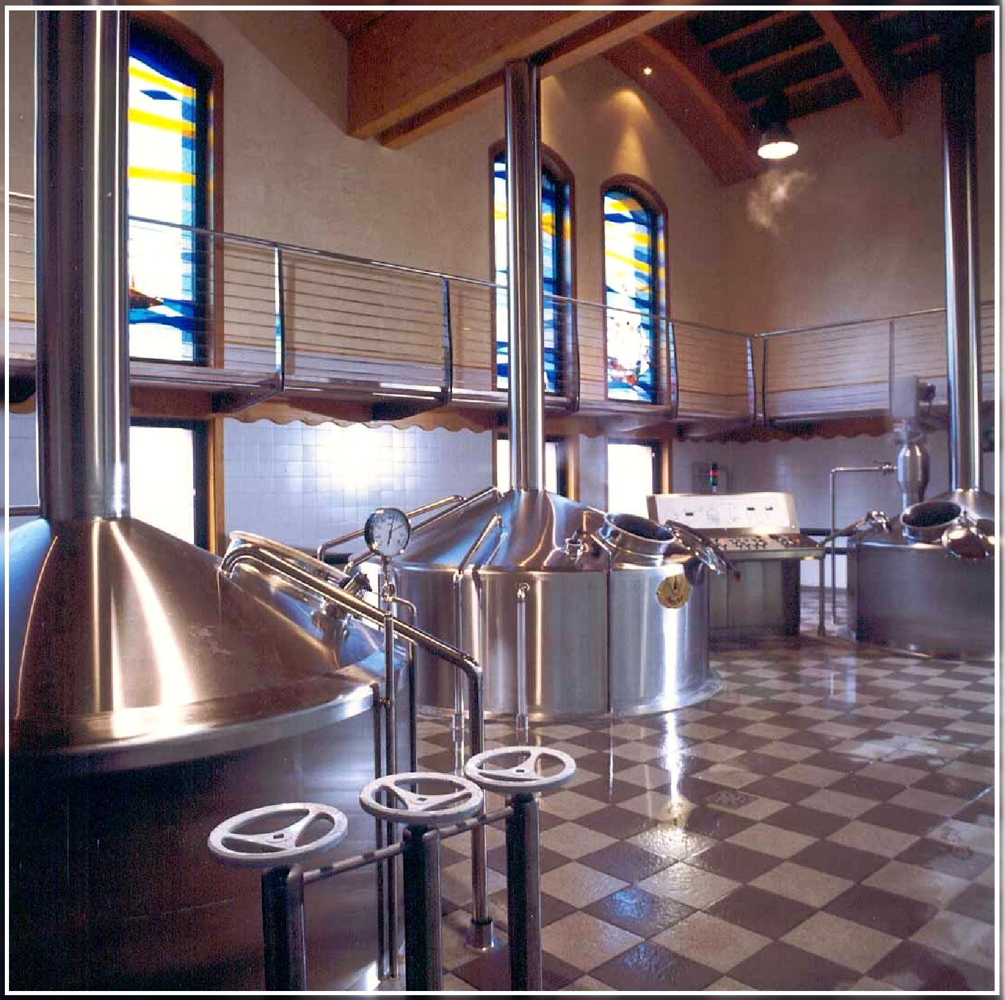 50 Bbl Systems Commercial Beer Brewing Equipment