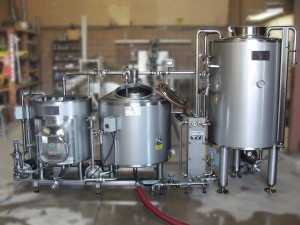 Pilot Systems 2 3 Or 4 Vessel Brewhouse Criveller Group