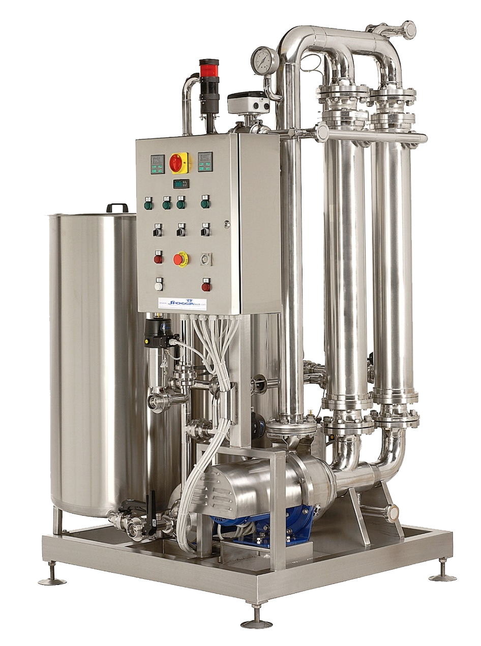 Cross Flow Filters Wine Pumps Criveller Group