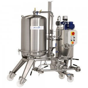 Beer Filtration Equipment - DE Filter HDF