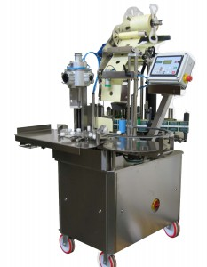 DMC labeler - Bottle Label Machine