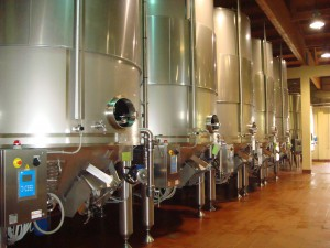 Winery Tanks