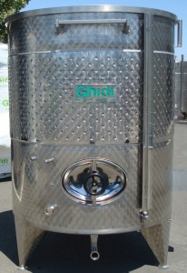 Stainless Steel Wine Tank