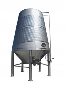 Gallo Tank 2 - Winery Tanks