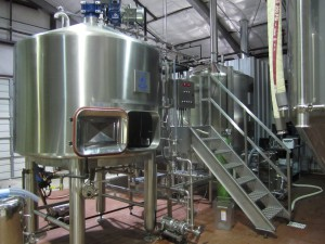 Beer Brewing System - 15 BBL 2-Vessel Brewhouse