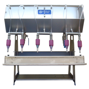 Manual Gravity Filler - Wine Bottling Machine