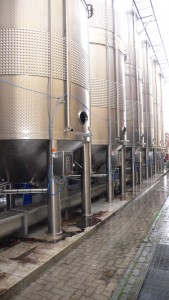 Stainless Steel Wine Fermentation Tanks