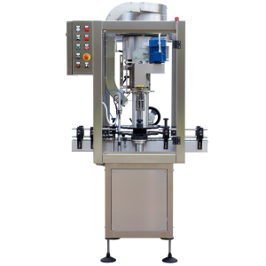 Single Head Crown Capper - Automatic Bottle Capper