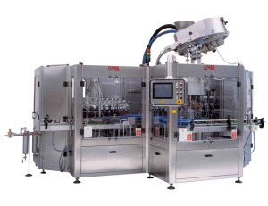 Tri - Quadbloc - Bottling System