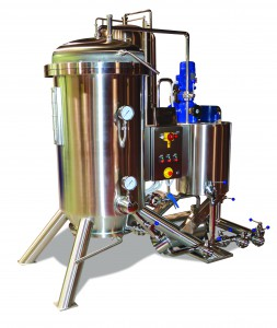 Beer Filtration Equipment - Vertical DE Filter
