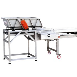 Vibrating Sorting Table - TVD 02 - Dosing Hopper